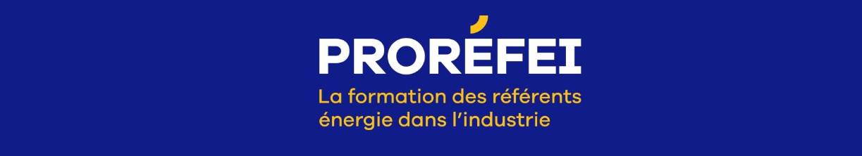 Formation PROREFEI – optimisons nos énergies
